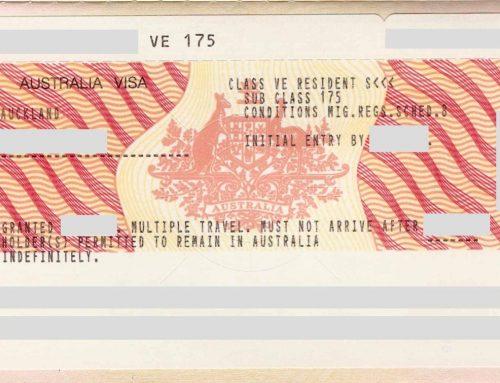 Jenis Visa Kerja Australia SOL – CSOL