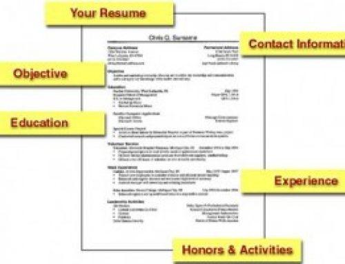 CV Untuk Kerja di Perusahaan Australia
