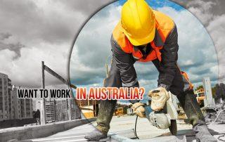 Visa Keahlian Australia Untuk Chef Pekerja Bangunan dan Pemasang Keramik