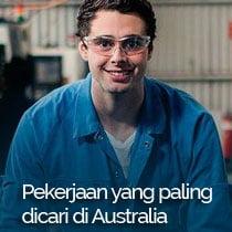 pekerjaan paling dicari di australia